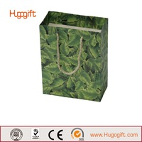 Design Latest Unique Gift Paper Bag Packing