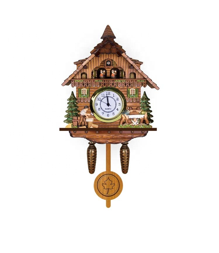 Cuckoo Clock Antique Coo