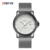 STRYVE Luxury Mens Bracelet Watch Stainless Steel Mesh date Sports Quartz Watches Dress Calendar men Clock Relogio Masculino