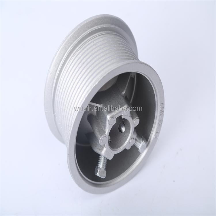 porte de garage sectionnelle 8 32 c ble tambour pour vertical de levage t te porte en. Black Bedroom Furniture Sets. Home Design Ideas