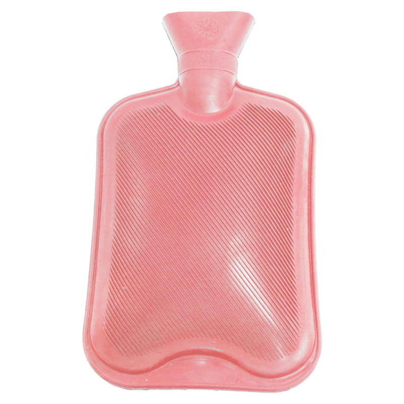 Silicone Rubber Hot Water Bottle,500L British Standard Colorful Rubber Hot Water Bottle