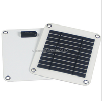 new products iphone charge 5v 5w solar panel