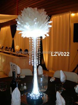 Wedding Centerpieces Eiffel Tower Vase Lzv022 - Buy Wedding ...