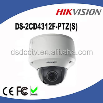 Cctv camera hikvision DS-2CD4312F-PTZ(S) 1.3 MP Smart PTZ Outdoor Dome Camera