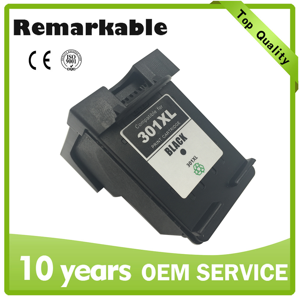 Remanufactured ink cartridge for HP 301XL recycle ink cartridge 301XL