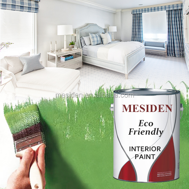 Eco Friendly Multi Color Interior Emulsion <strong>Paint</strong>