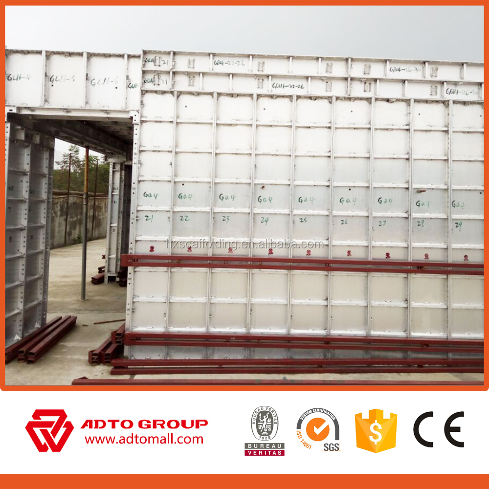High Quality Construction Aluminum Concrete Formwork Manufacturer,Formwork System,Aluminum Table