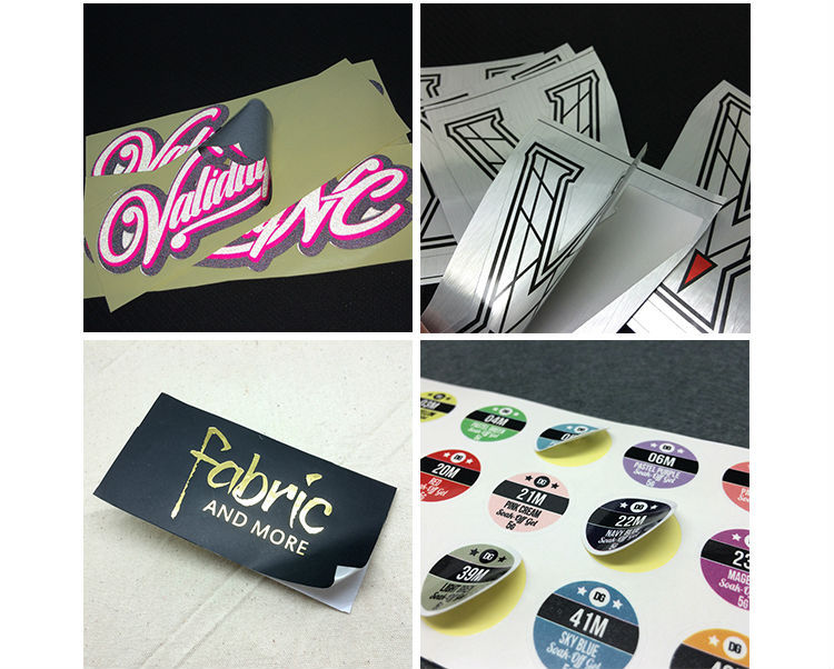 reflector heat sticker label, reflective vinyl stickers and heat transfer film, reflective t-shirt logo