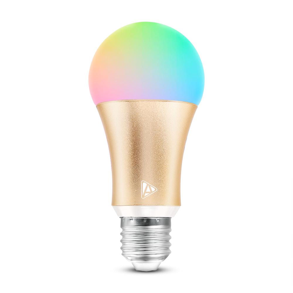 Tuya Smart Life App Control Smart Bulb Led Lighting Bulb Color  Change/on/off/timer Controlled By Alexa Echo - Buy Tuya Smart,Smart Life  App,Smart Life