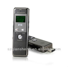 Digital Audio Voice Recorder con <span class=keywords><strong>Registrazione</strong></span> Telefonica, Radio FM e 4 GB di Memoria