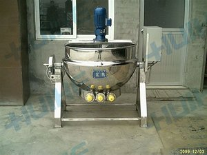 Sugar Boiling Equipment