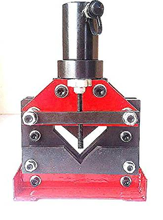 Boshi Electronic Instrument CAC-75 Hydraulic Angle Steel/Iron Cutter/Cutting Tool for 6mm thickness steel