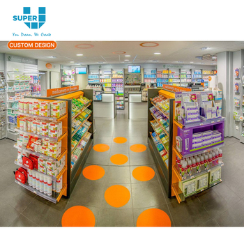 China Manufacturer Medical Shop Interior Design Decoration Rack - Buy  Medical Shop Interior Design,Medical Shop Interior Decoration,Medical Shop  Racks ...