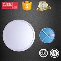 D600mm LED Ultra-thin Panel light, Downlight, Round Shape with White Color Light