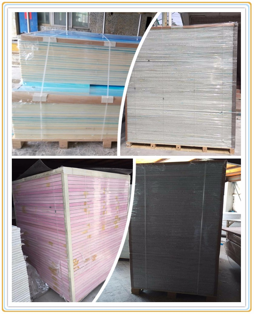 Xps Pu Foam Refrigerated Truck Insulated Grp Frp Panel