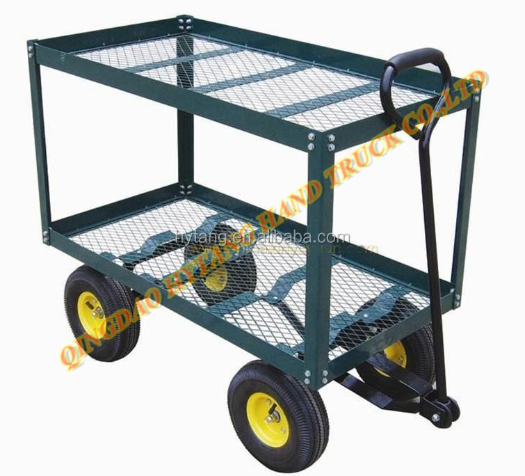 Heavy Duty Garden Tool Cart TC1840B