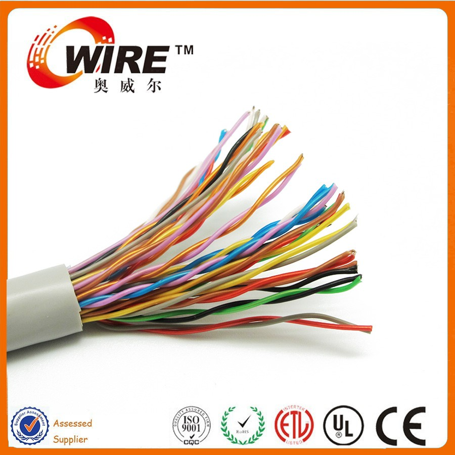 Factory Supplier Drop Wire Telephone Cable Color Code 2 Pair ...