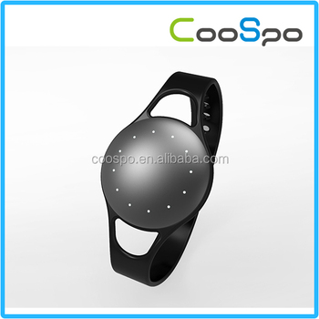 coospo daily activities sleep monitor tracker smart wristband for
