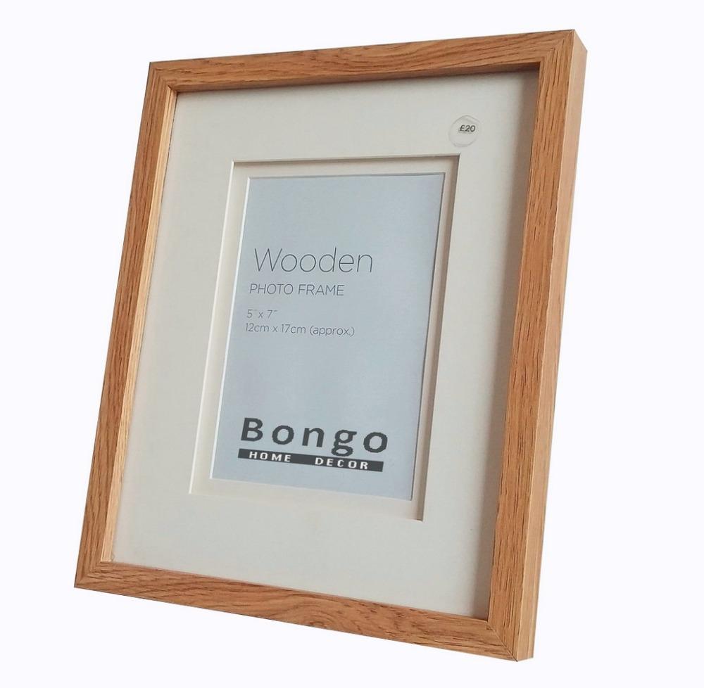 Catálogo de fabricantes de Marco De Madera 5x7 de alta calidad y ...