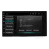 7 inch HD touch screen android car dvd player for vw