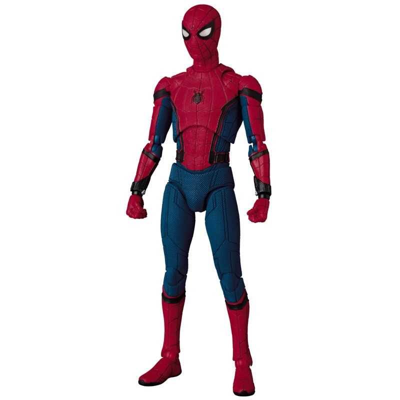 High quality 15CM Spider Man Toys Tom Holland PVC Action Figure Spiderman Collection Toy with box