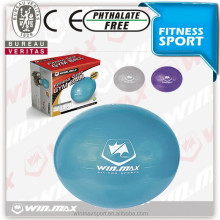 health custom yoga 90cm gym ball
