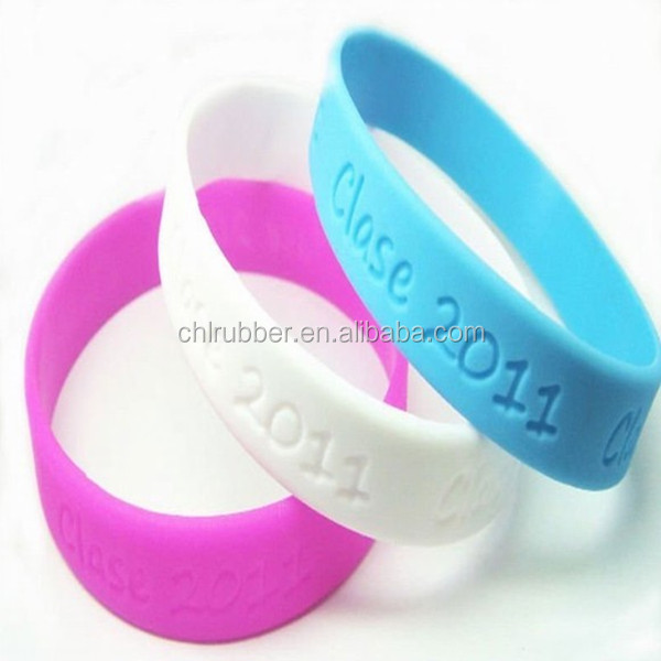 Motivational Silicone Bracelet Wristband