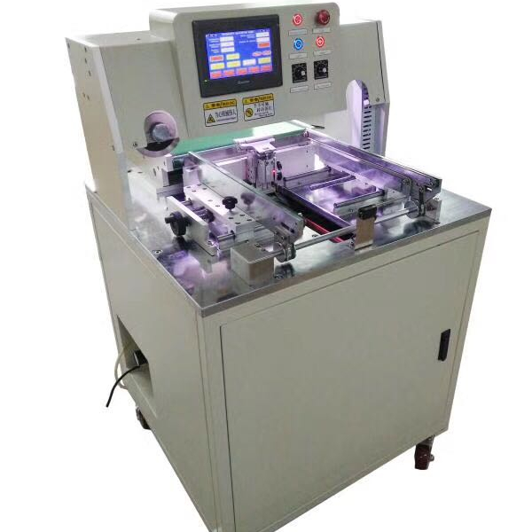 Automatische LED Pcb Depaneling Machine voor Pre-scoorde Board, V-CUT PCB Depaneling machine YSV-3A