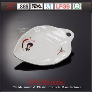 Yongsheng Eco-friendly 100% melamine colorful eco ware dishes