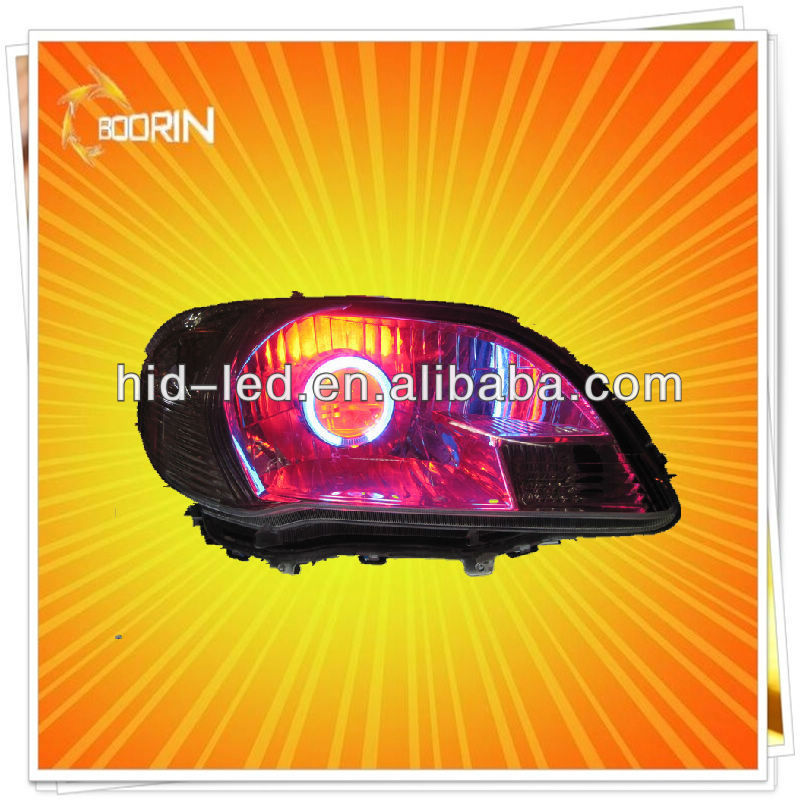 Trendy colorful hot selling new product angel eyes for honda fit