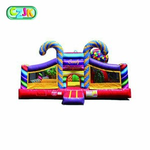 Candy Bounce House Bouncing Castle Cheap Bouncy Mini Inflatable Bouncer
