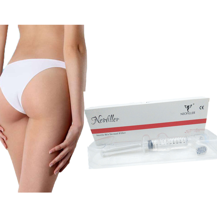 Long Lasting Butt Dermal Fillers Injectable Hyaluronic Acid Gel Hydrogel Buttock Injection фото