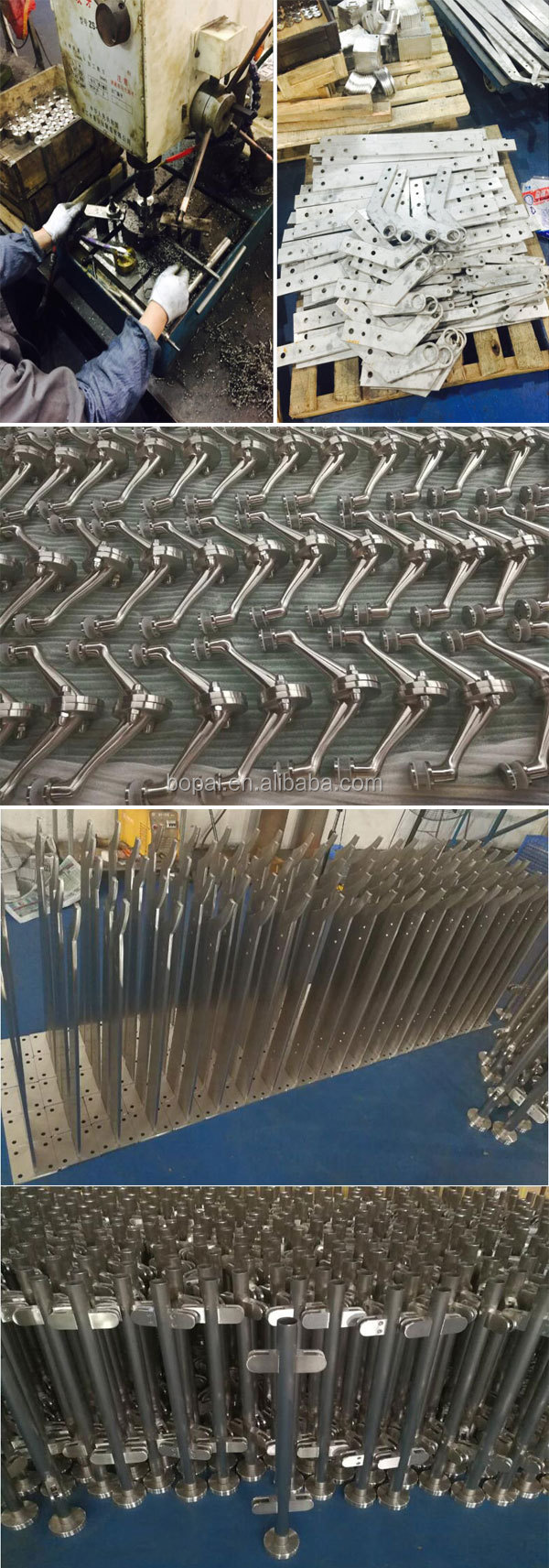 Hot sale stainless steel railings price/modern terrace railing designs for railing wire systems