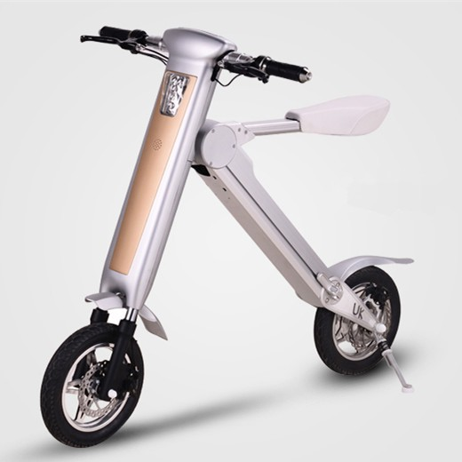 2018 Factory Price China Folding Electric Bicycle
