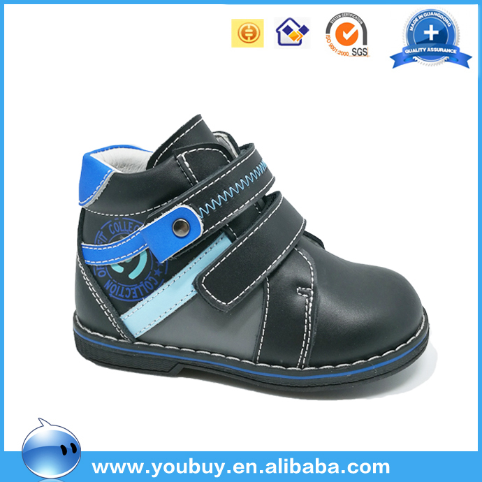 2017 wholesale kids casual shoes footwear children leather shoes