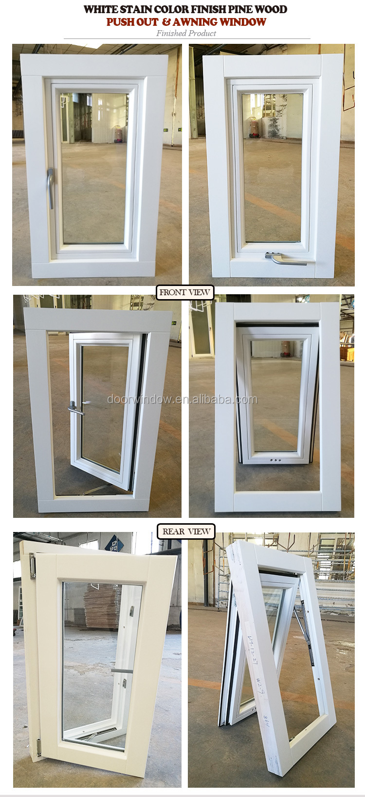 Las Vegas contemporary china made american wooden style windows best wood windows for the money