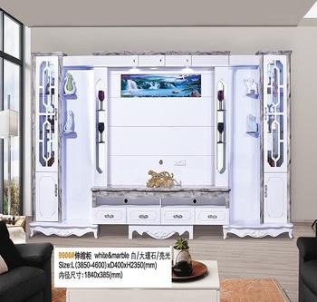 Moda Semplice Lunga Design Parete Unità Di Prezzi All\'ingrosso Di Legno Con  Mable Porta Tv Mobili Soggiorno Mobile Tv A Parete - Buy Granito Porta Tv  ...