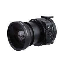AMKOV OX5 Wifi Digital Camera Camcorder Mini Selfie Lens-style 20MP 5X Optical 4X digital Zoom Full HD 1080P 30fps PC Cameras