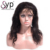 Argentina Virgin Vietnamese Goddess Remi Hair Lace Front Silk Base Wig