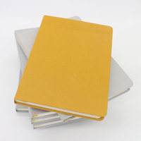 Hardcase Fabric Cover Notebook
