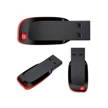 Black USB 4GB 8GB 16GB 32GB Cruzer Blade Flash Pen Drive