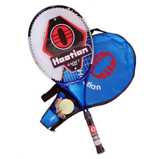 Aluminum cheap custom design your own tennis racket rackets racquet wholesale price