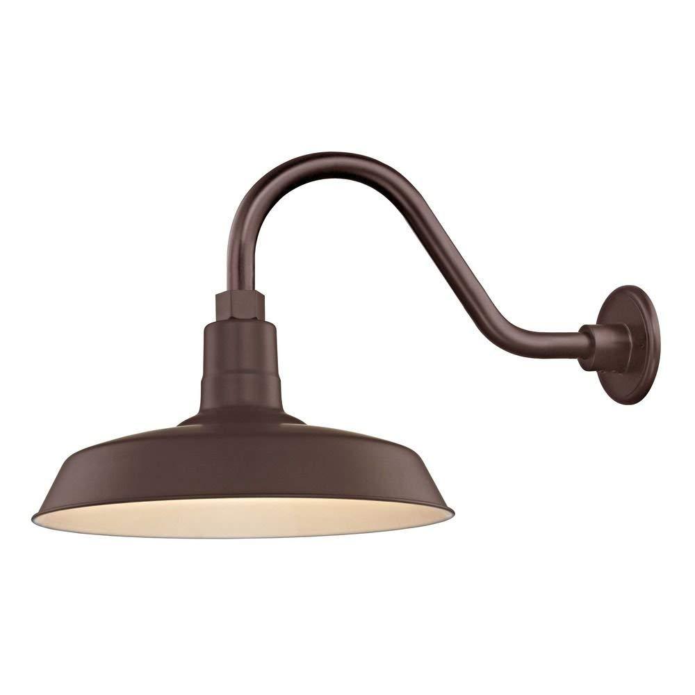 Gooseneck Outdoor Light Fixtures Find