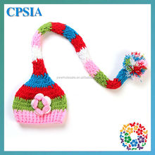 2014 New Arrival Clown Baby Hats Wholesale pictures of crochet knit caps
