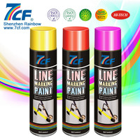 2015 Hot sale Shenzhen Rainbow Thermoplastic Spray Paint Road Marking