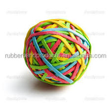 50 Gram Solid Color Rubber Band Ball For Sale Rubber Bouncy Balls