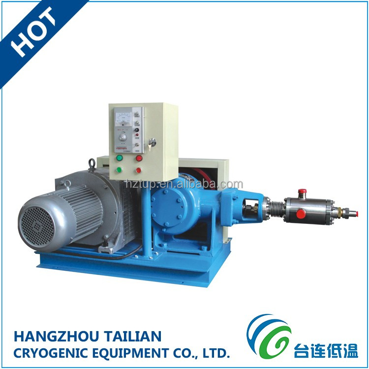 OEM Low Flow Cryogenic Lng/Lo2/Ln2/Lar/Lco2 Filling Pump
