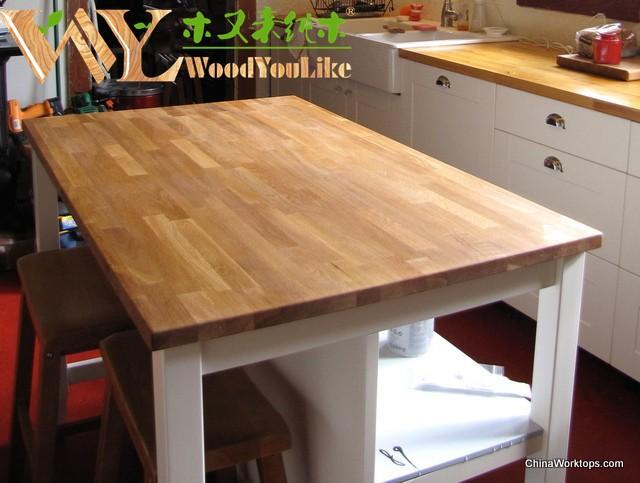 worksurface encimera laminado de la cocina bao real encimera de madera maciza