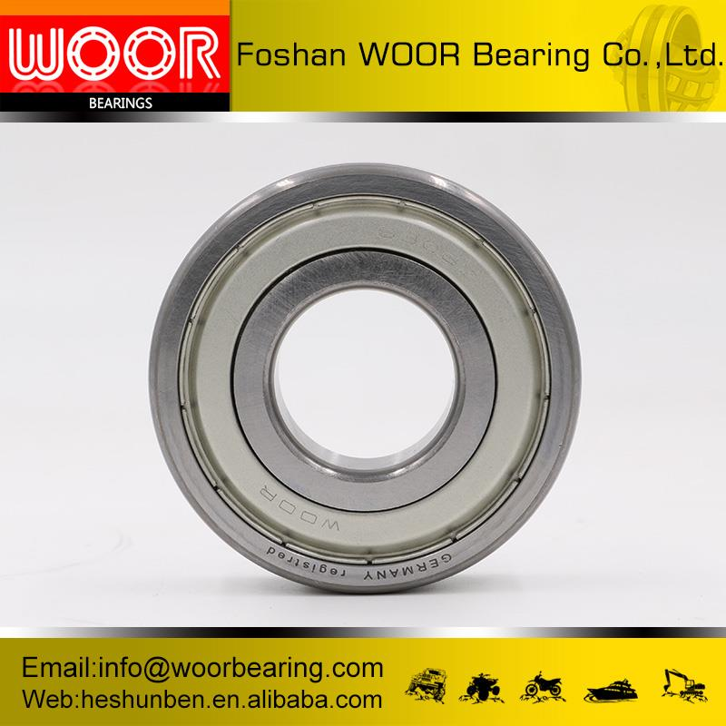 Factory price energy-efficient deep groove ball bearing in high temperature