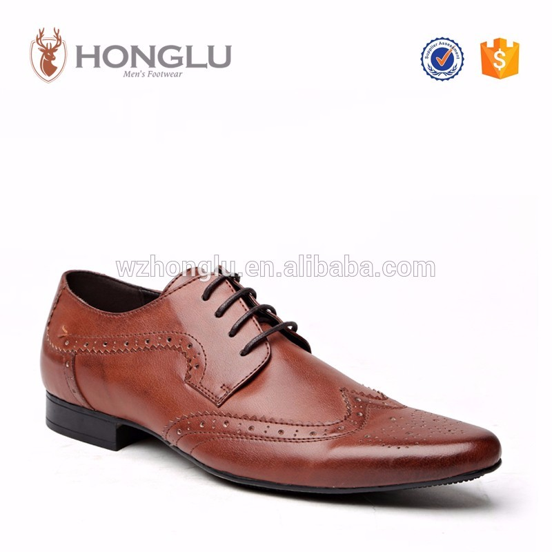 Fashion New Style Formal Shoes For Men, Free Sample Men Footwear